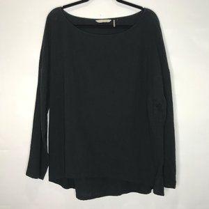 Soft Surroundings Woman's Top sz XL Black